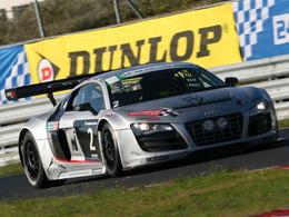 12 Heures du Hungaroring - Victoire pour le Lechner Racing et l'Audi R8