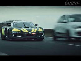 """Renault : Jean Ragnotti joue le """"gendarme"""" dans une RS.01"""