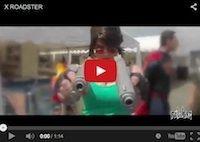 Grande fête de la moto, X-Roadster: c'est reparti en 2015