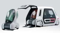 Prototype Suzuki : une voiture électrique dans une autre !