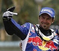 Dakar 2010 :  3ème victoire pour Cyril Despres, une belle victoire chargée d'émotion