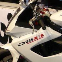 Bimota: Une DB8 pour mars présentée au salon de Verone
