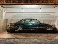 BMW : une 740i conservée dans une bulle pendant 22 ans à vendre