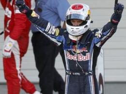 F1-GP du Japon: Vettel fut intouchable !
