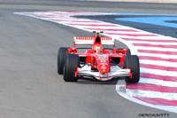 GP de Chine : dernières évolutions des 248 F1