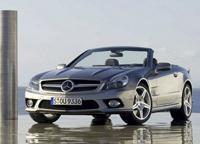 Salon de Genève 2008: Mercedes SL restylé