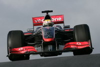 F1: McLaren veut la victoire en Hongrie !