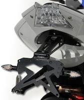 Ermax: support de plaque pour BMW S1000 RR.