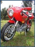 Ducati MH 900 : évolution rare