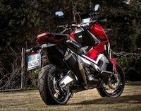 Honda: 2 offres de financement pour l'X-ADV