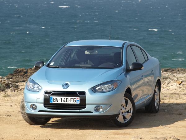 Essai vidéo - Renault Fluence Z.E : la révolution électrique dure 80 km