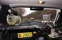 Quelles sont les voitures radars ?