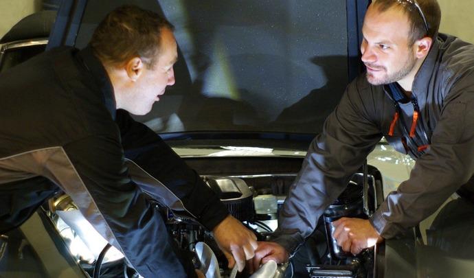 CNVA: le centre où vous pouvez apprendre à restaurer votre voiture de collection