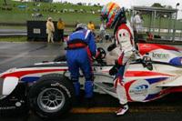 A1 GP: le titre en jeu pour la France, qui pour remplacer Duval?