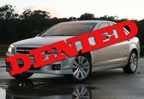 """La """"démutation"""" du jour: la Pontiac G8 ne deviendra pas Chevrolet Caprice"""
