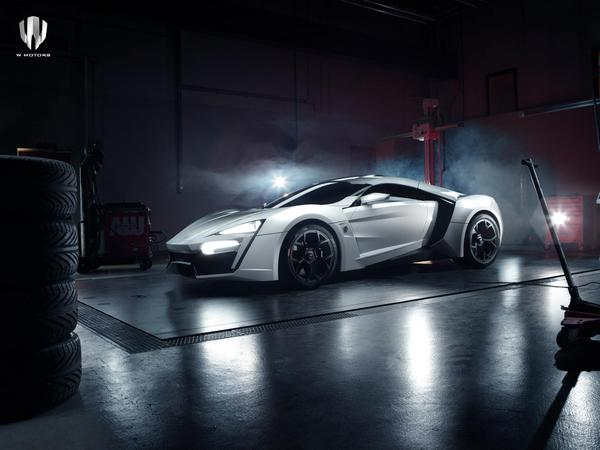 la plus ch re de tous les temps se nomme w motors lykan hypersport. Black Bedroom Furniture Sets. Home Design Ideas
