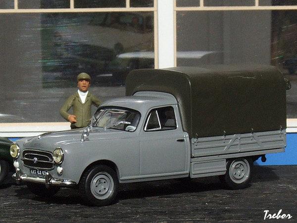 class cars pickup model origin fr 1958 peugeot 403. Black Bedroom Furniture Sets. Home Design Ideas