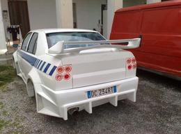 Saucisse du vendredi : Alfa Romeo 155 Q4