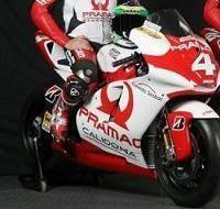 Moto GP: Pramac D'Antin ne broie plus du noir