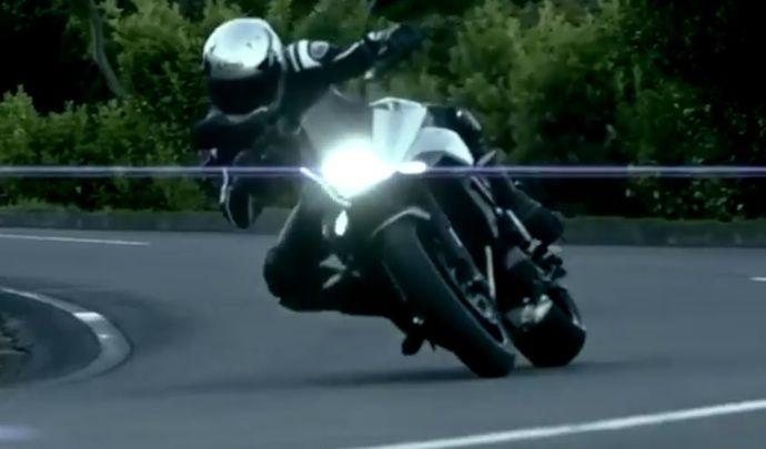 Vidéo - Nouveauté: la Suzuki Katana en images qui bougent!