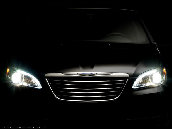 Future Chrysler 200 : mises en oeil