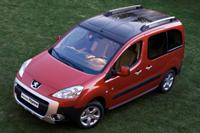 Salon de Genève 2008: Peugeot Partner Tepee