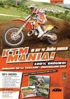 Calendrier : KTM Mania 2013