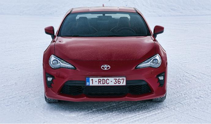 Toyota: la nouvelle GT86 programmée pour 2021