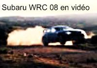 WRC : Premières vidéos de la nouvelle Subaru en action