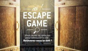 Mondial de Paris 2018 - Un escape game au salon!