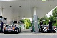 La nouvelle McLaren P11 débusquée dans une station service !