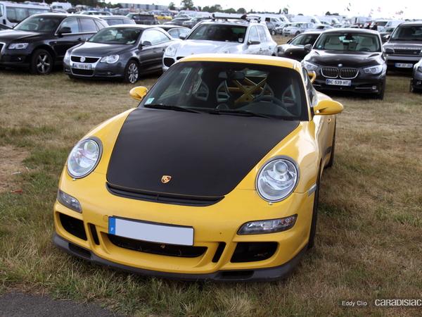Photos du jour : Porsche 911 997 GT3