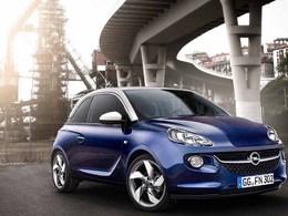 Opel a enregistré 20 000 commandes pour l'Adam