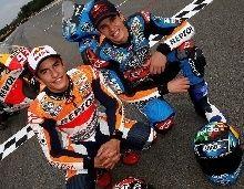 Moto GP: Alex Marquez suit le frère Marc jusque dans la célébrité