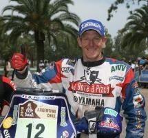 Dakar 2010 :  La fin de course de David Frétigné