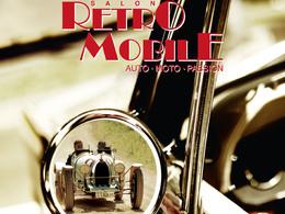Rétromobile (6-10 février 2013) -  Toutes nos vidéos, tous nos articles pour découvrir le salon de l'intérieur
