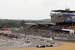 WSR Formula 3.5 au Mans: Bertrand Baguette superstar!