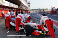 GP de Chine : qualification, les pilotes Toyota maudissent le drapeau rouge