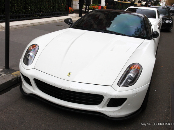 Photos du jour : Ferrari 599 Hamann