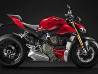 La Ducati Streetfigher V4 officiellement présentée