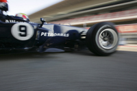 GP de Chine : qualification, les Williams à la peine