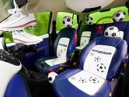 Coupe du monde de football: Hyundai tacle le Qatar