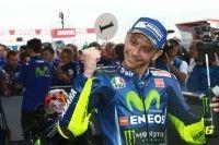 MotoGP - Argentine : Rossi aime le dimanche