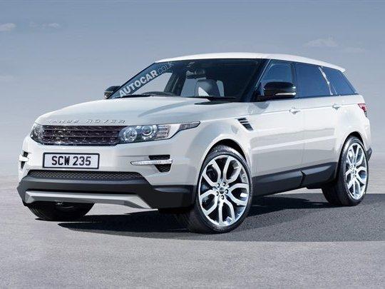 Nouveau Range Rover: comme ça?