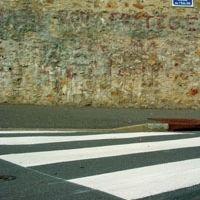 Les pièges de la circulation quotidiennes: les bandes blanches
