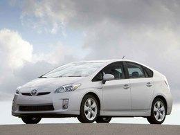 Plus de deux millions de Toyota Prius dans le monde