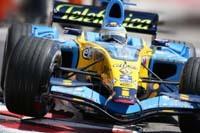 GP de Chine : qualification, Renault réalise un tir groupé comme en 2005