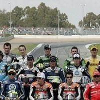 Moto GP: La photo de famille 2007