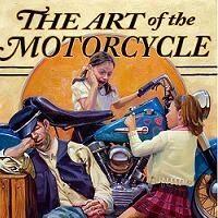 Daytona Artwork: L'huile s'utilise aussi en peinture