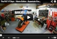 Présentation en images des 17 Days 2013 (vidéo)